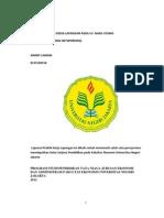 Laporan PKL Perusahaan