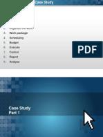 Earn Value Case Study