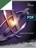 Columnas de HPLC Xbridge