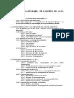 Cromatografia Liquida de Alta Resolucion - 1