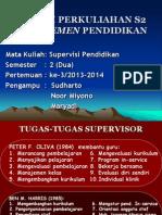 Supervisi Pendidikan Pert3