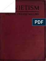 William English Walling -- Sovietism