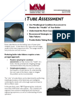 Boiler Tube Assessment