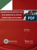 Diagnostico Justicia y Paz