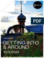 Getting Into and Around in Russia eBook