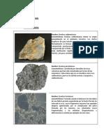 Albun Rocas Sedimentarias