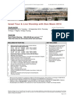 Don Moen Isl 09-18sep2014-Itinerary