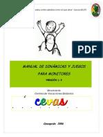 Manual de Juegos y Dinamicas Version 1.0