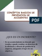 Conceptos Basicos de Prevención