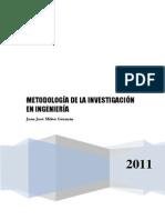 Metodologia de La Investigacion en Ingenieria 2011