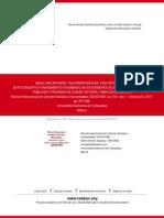 Autoconcepto y Rendimiento Académico (Artículo)