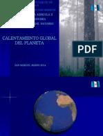 Calentamiento Global Seminario