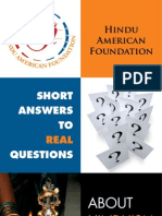 Short Answers to Real Questions About Hinduism