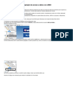 Acceso a Datos Con JDBC