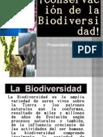 Conservacion de la Biodiversidad