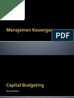 Presentasi Capital Budgeting