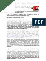 FSOC Impugnacion El Hierro