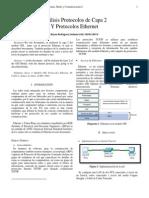 Análisis Protocolos de Capa 2