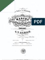 Marche Triomphale - Alkan
