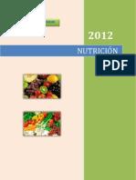 La Nutricion