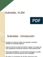 Direcciones Subredes