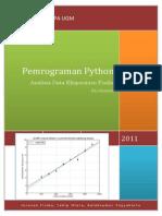 Python Re Gresil i Near Ver 1