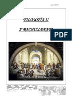 Apuntes Filosofia II Curso 09-10