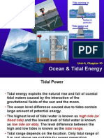 Ocean and Tidal Energy