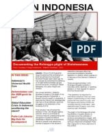 UN in Indonesia Newsletter, March 2014 (English Version)