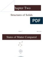 Chapter 2 Structures of Solids