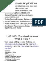 L-24 Call Centers BPOs Mobile Computing