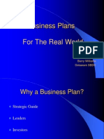 Business Plan OutlineF-1!8!04