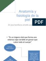 1.- Anato y Fisio de La Piel