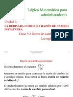 2.2_RCPorcentual_Regla de La Cadena