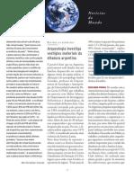 Arqueologia investiga vestígios materiais da ditadura argentina (Ciência e Cultura, v. 65, n. 3, 2013)