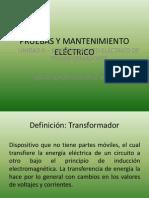 U2 Mantenimiento eléctrico de transformadores (1)