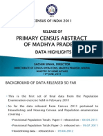 Presentation Primary Census Abstract Final 10.06.13