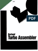 Borland Turbo Assembler 5.0 User's Guide
