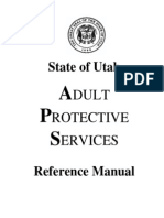 Vulnerable Adult Act. Utah Code