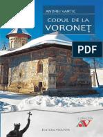Codul de La Voronet - Andrei Vartic