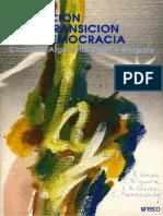 Educacion en La Transicion a La Democracia. Braslavsky