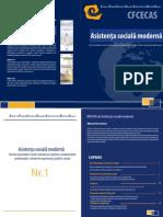 Revista Asistenta Sociala Moderna Nr 1