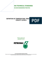 01000130 Definition of Temperature, Pressure & Toxicity Levels (Book 2 of 6)
