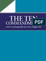 The Ten Great Commandments