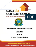 Apostila Mpu Etica Do Serv Publico Pedro Kuhn