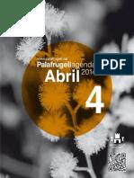Agenda Abril 2014