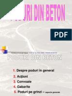 Poduri Din Beton A