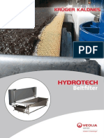 HYDROTECH Bedfilters