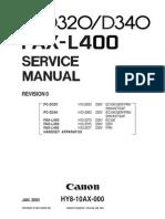 Canon PC D340 Service Manual