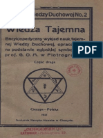 Tajemna Wiedza Duchowa Cz2